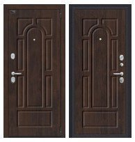 Porta S 55.55 Almon 28/Dark Oak